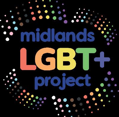 Midlands LGBT+ Project Logo